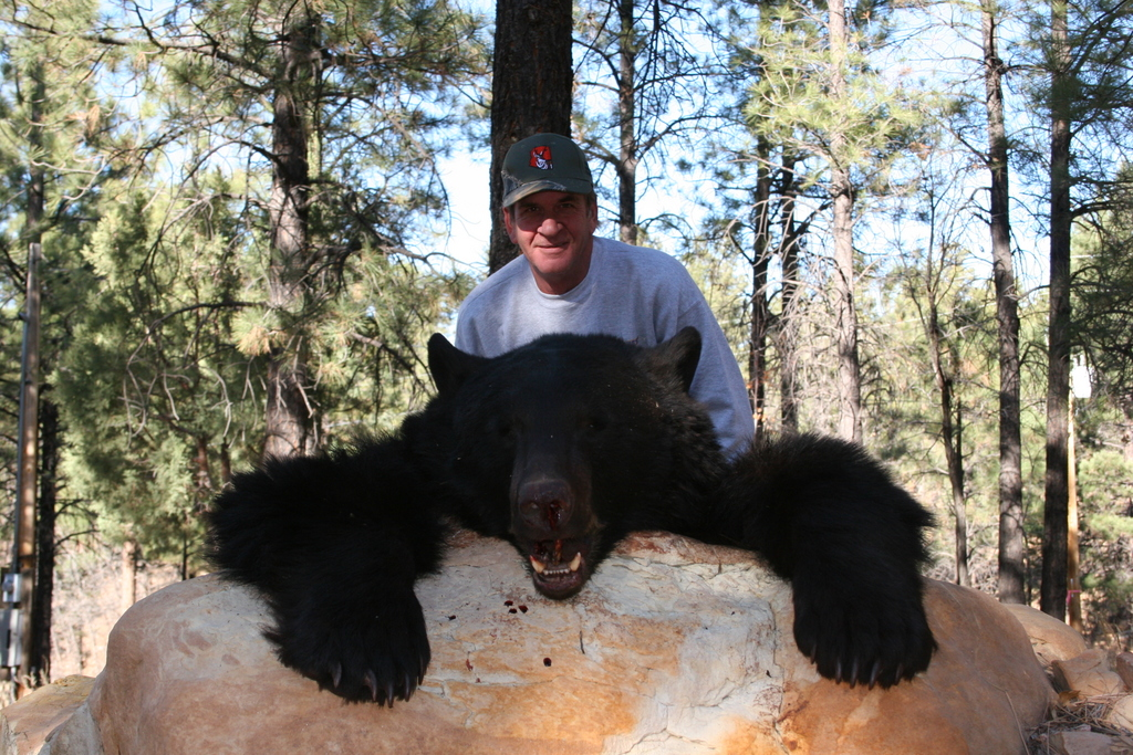 AZ Big Game Super Raffle Bear Winner