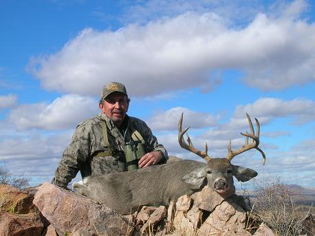 AZ Big Game Super Raffle Coues Winner