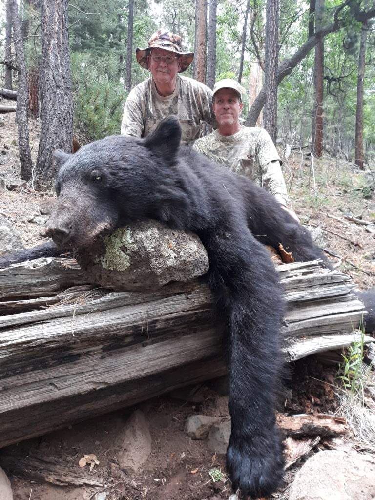 AZ Big Game Super Raffle 2018 Bear Winner