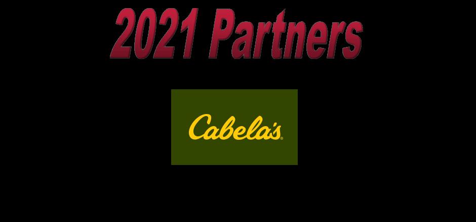 2021 Partner Cabela's